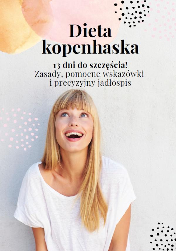 Dieta kopenhaska - okładka
